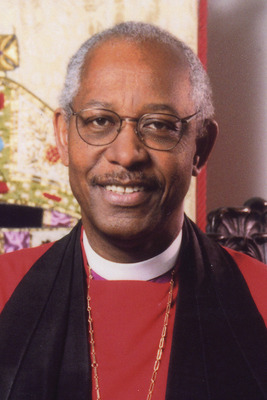 The Rt. Rev. Chester L. Talton, Bishop of San Joaquin