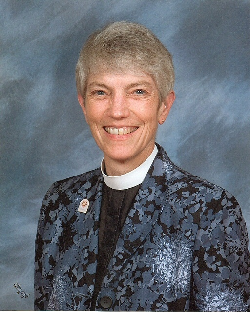 Rev. Canon Mary D. Glasspool