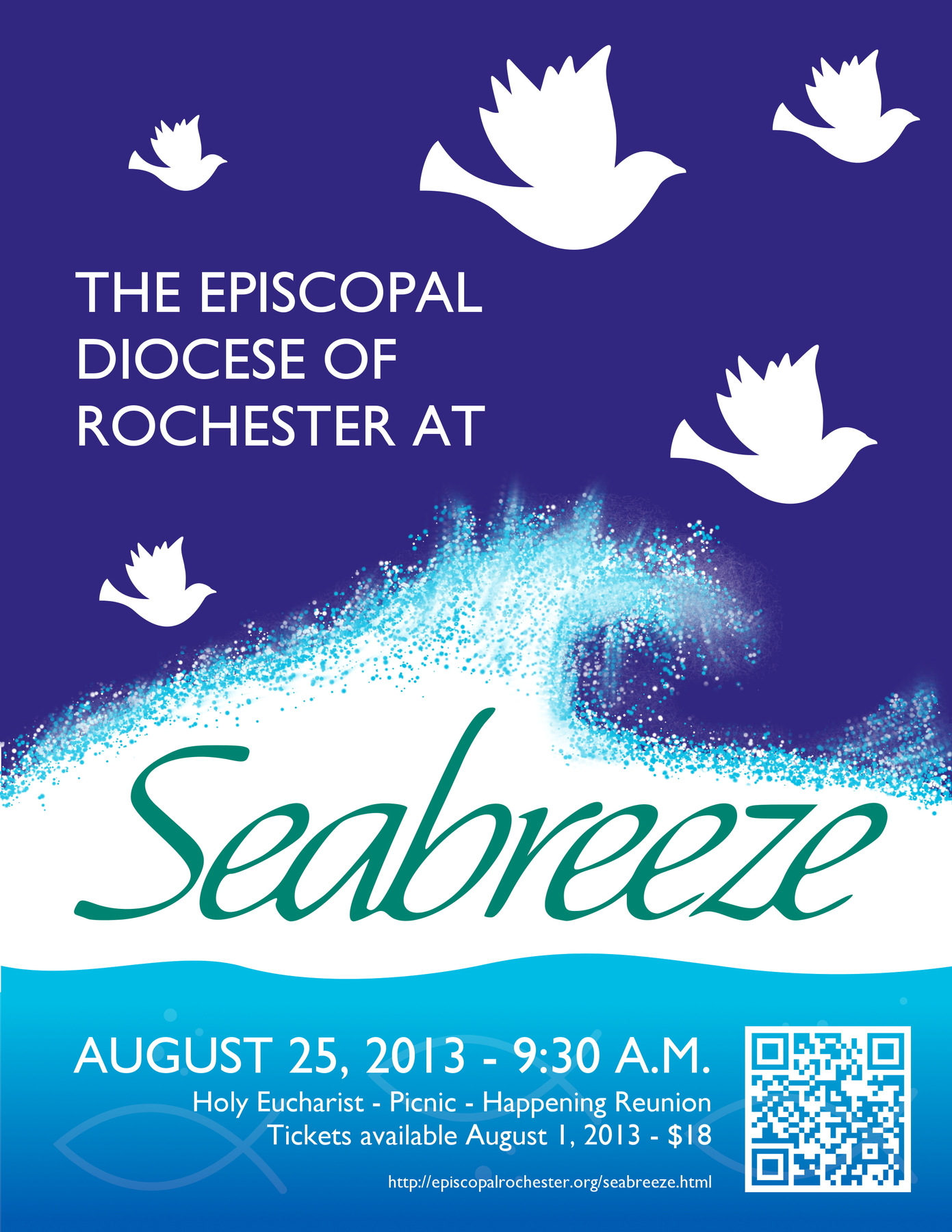 The Episcopal Diocese of Rochester at Seabreeze
