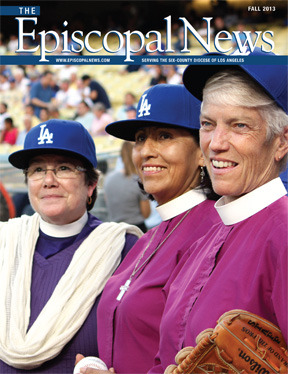 The Episcopal News cover