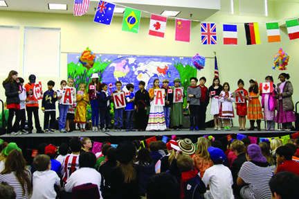 Gooden School International Day