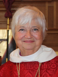 Bishop Catherine Roskam