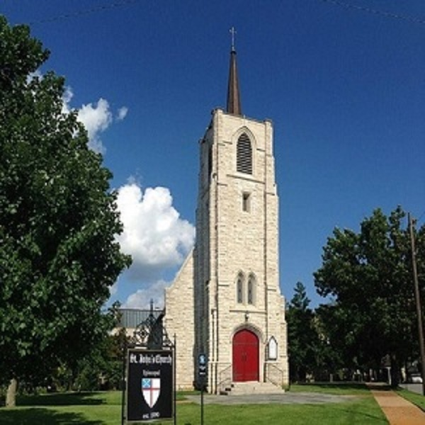 St. John's Episcopal Church Decatur Alabama