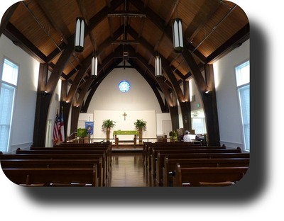 Trinity Episcopal Interior