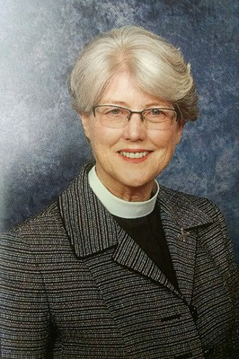 The Rev Anne Harris