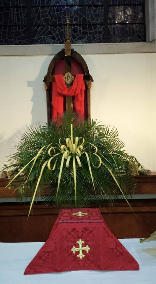 flower guild all saints episcopal church rh allsaintsmorristown org Palm Sunday Service Program Palm Sunday Service Program