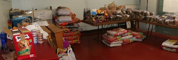 Pet Food Pantry | Church of the Advent