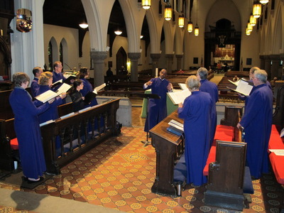 Choral Wedding Music On Church Of St Luke Portland Evensong And Other Sacred