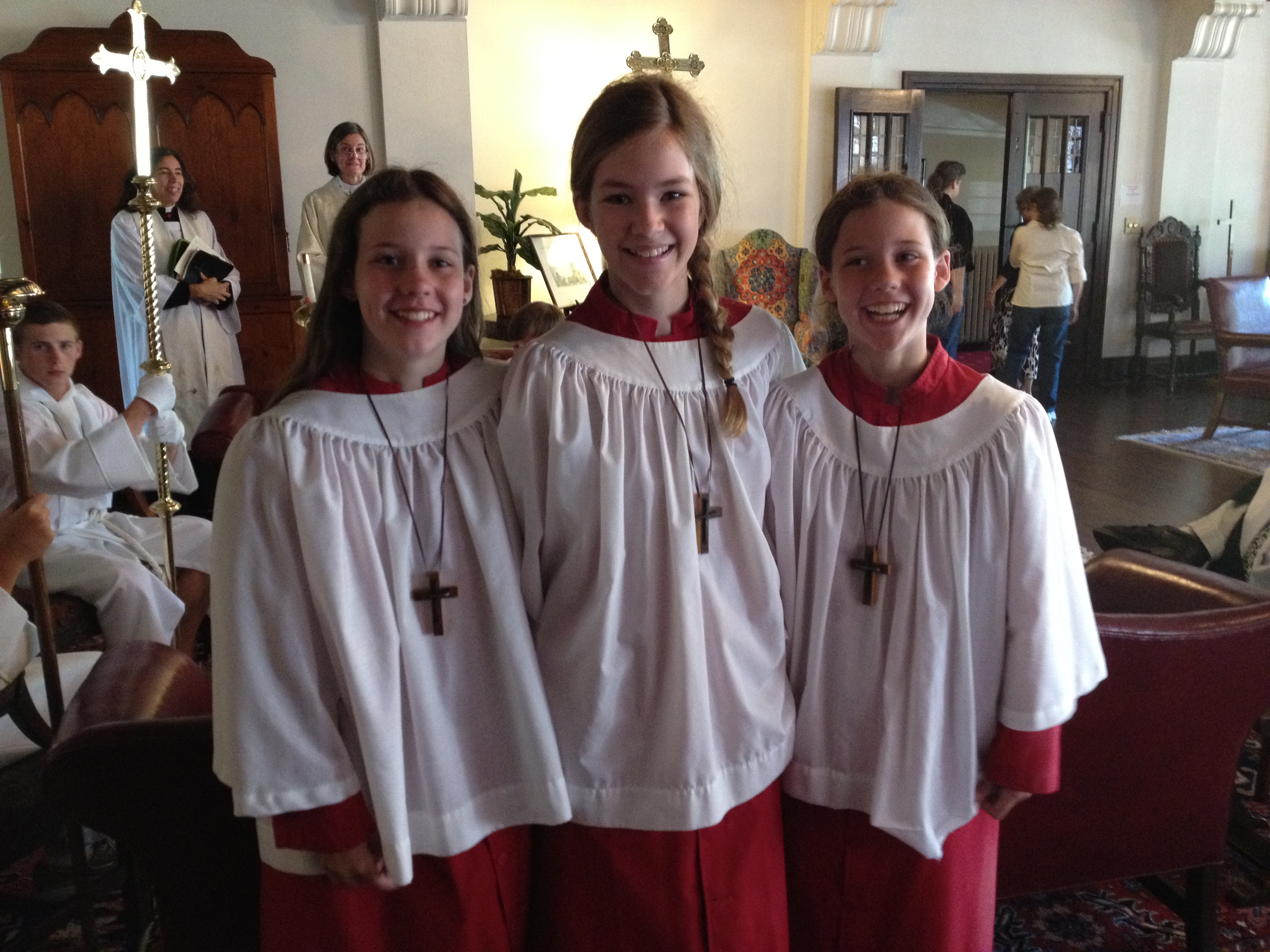 St. Timothy's Choristers