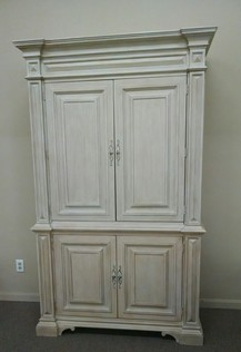 LARGE ARMOIRE BY THOMASVILLE
