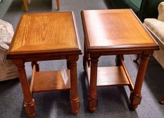 PR OF ASHELY END TABLES