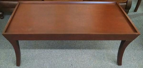 Dark Cherry Coffee Table Delmarva Furniture Consignment More