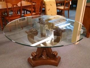 SHERRILL FOYER TABLE