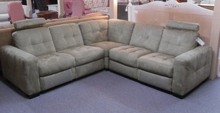 NATUZZI 3 PC SECTIONAL