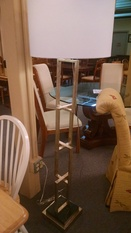 FLOOR LAMP LINKED SQUARES