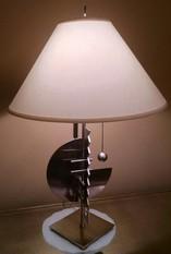 MODERN ART TABLE LAMP