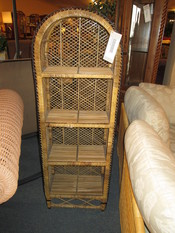 WICKER ETEGIERE