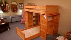 TRENWOOD TWIN BUNK BED