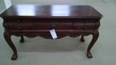ASHLEY SOFA TABLE