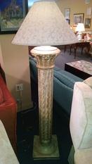 CERAMIC FLOOR LAMP