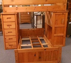 TRENWOOD BUNK BED