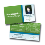 Business Card Design - Custom