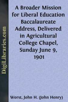A Broader Mission for Liberal Education