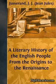 A Literary History of the English People