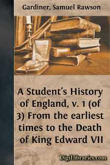 A Student's History of England, v. 1 (of 3)