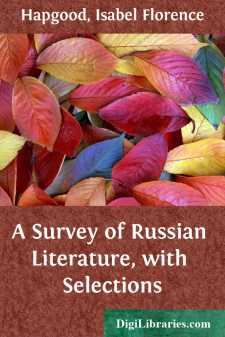 A Survey of Russian Literature, with Selections