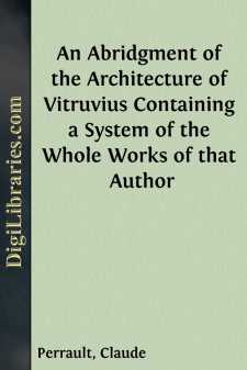 An Abridgment of the Architecture of Vitruvius