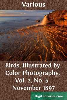 Birds, Illustrated by Color Photography, Vol. 2, No. 5  November 1897