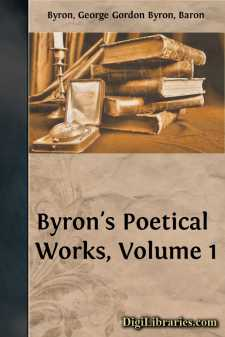 Byron's Poetical Works, Volume 1