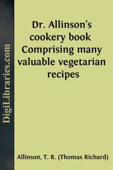 Dr. Allinson's cookery book 