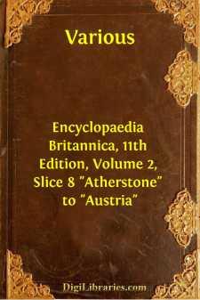 Encyclopaedia Britannica, 11th Edition, Volume 2, Slice 8