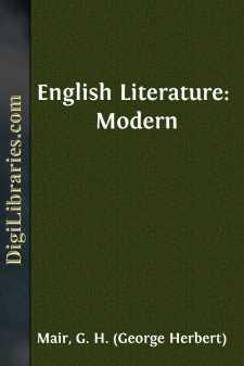 English Literature: Modern
