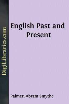 English Past and Present