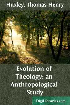 Evolution of Theology: an Anthropological Study