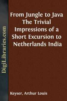 From Jungle to Java The Trivial Impressions of a Short Excursion to Netherlands India