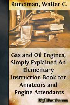 Gas and Oil Engines, Simply Explained