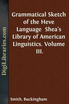 Grammatical Sketch of the Heve Language 