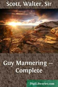 Guy Mannering - Complete