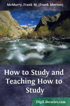How to Study and Teaching How to Study