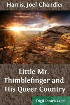Little Mr. Thimblefinger and His Queer Country