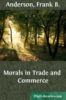 Morals in Trade and Commerce