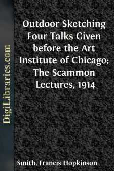 Outdoor Sketching