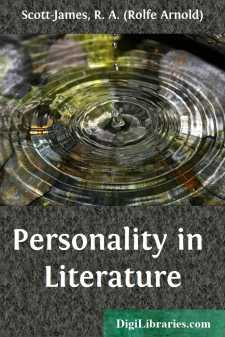 Personality in Literature