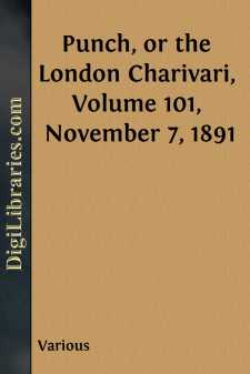 Punch, or the London Charivari, Volume 101, November 7, 1891
