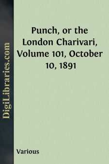 Punch, or the London Charivari, Volume 101, October 10, 1891