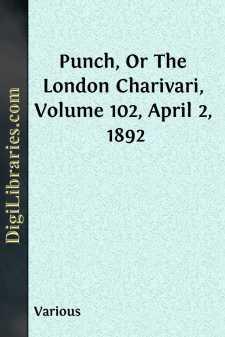 Punch, Or The London Charivari, Volume 102, April 2, 1892